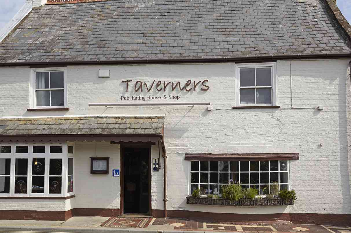 The Taveners Pub Isle of Wight